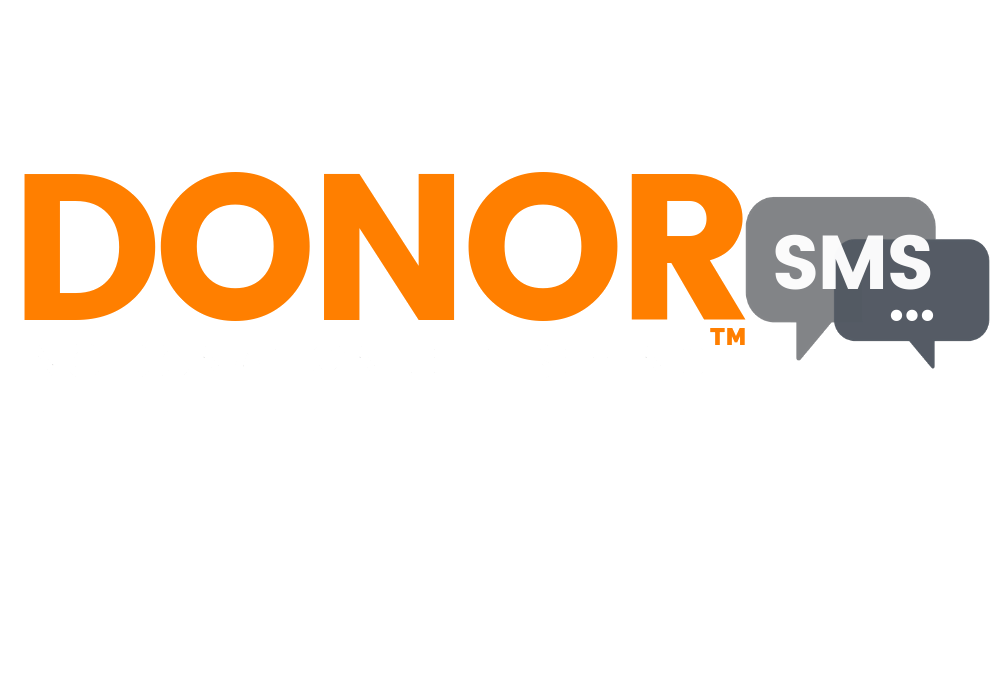 donor sms solutions